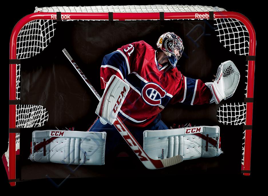 Имитатор хоккейного вратаря сделать своими руками 31