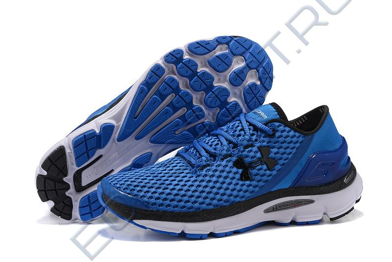 Кроссовки UNDER ARMOR SPEEDFORM GEMINI NAVY SR